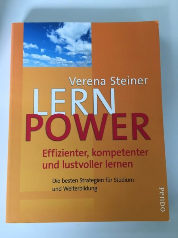 Lernpower - Verena Steiner - pendo