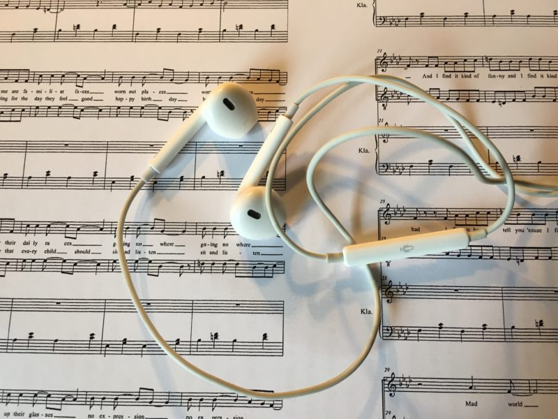 Mit Musik lernen - ja oder nein?